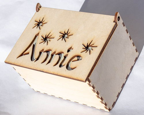 Annie's birthday box