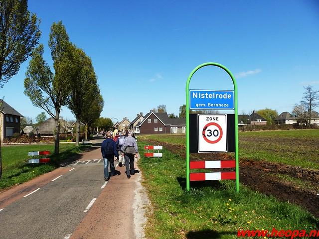 2016-04-20 Schaijk 25 Km   Foto's van Heopa   (91)