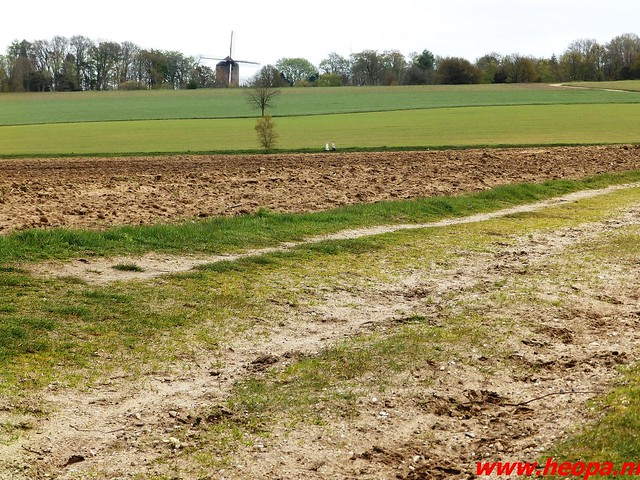 2016-04-30   Lentetocht  (klim) wandeling 40 Km  (55)