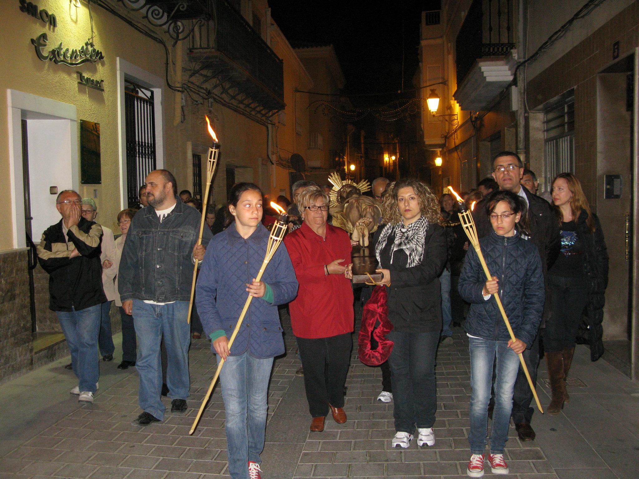 (2011-04-15) - II Vía Crucis nocturno -  Antonio Verdú Navarro (31)