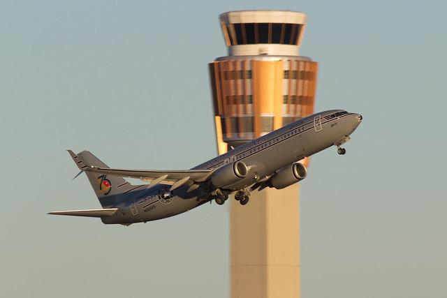 Alaska Airlines Boeing 737 - N569AS