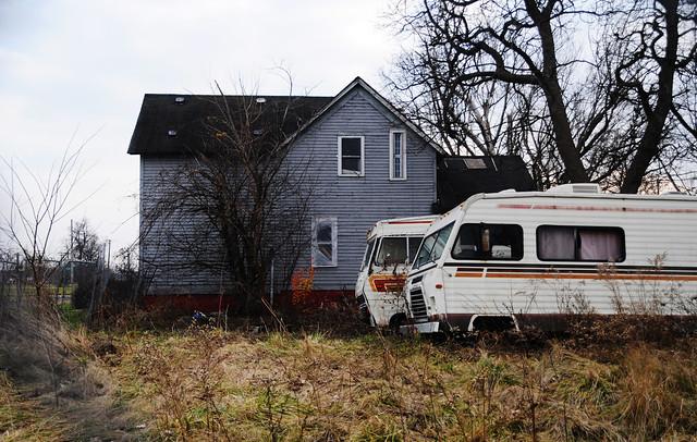 Detroit (USA) - Urban Prairie