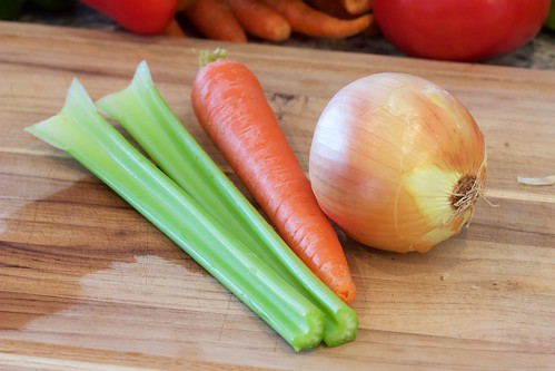 Mirepoix Ingredients | by Chris Mower