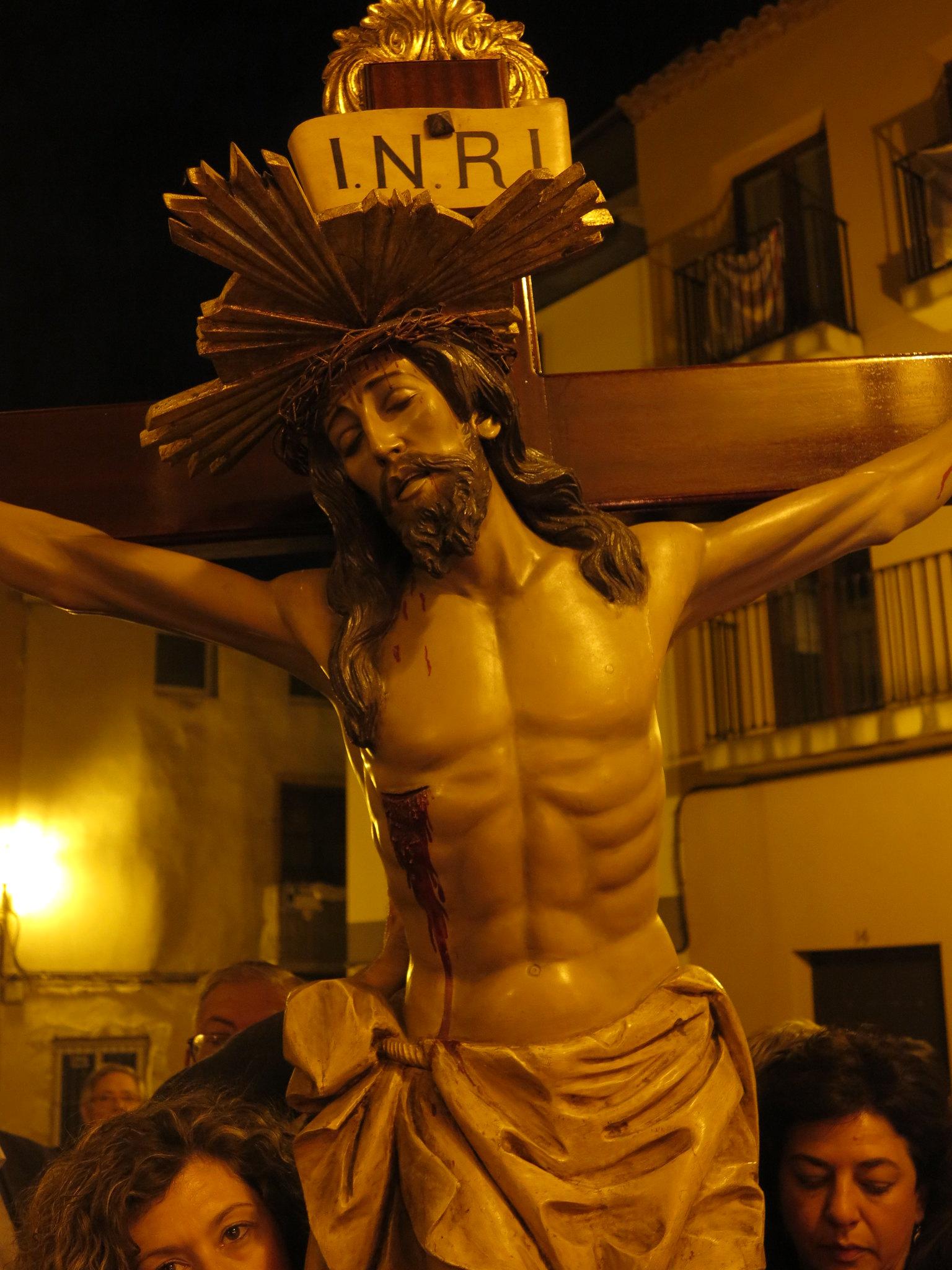 (2014-04-01) - V Vía Crucis nocturno - Antonio José Verdú Navarro (41)
