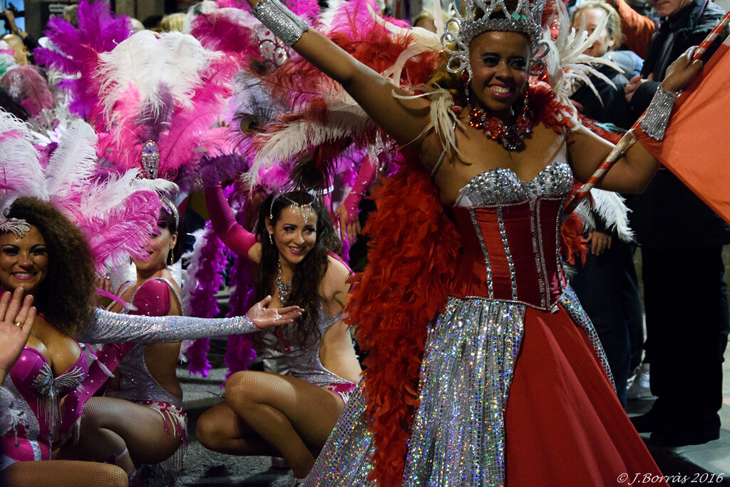 Carnavalassu 2016 Barcelona - Carnaval - Carnestoltes