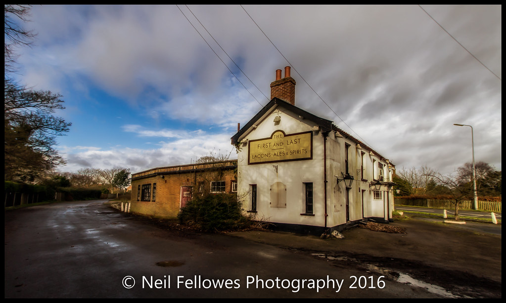 The First Last Public House Norfolk U K The Photograp Flickr
