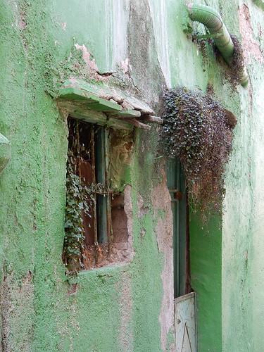 Guanajuato - groen huis