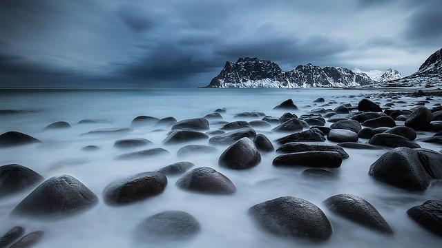 Uttakleiv Beach I Lofoten
