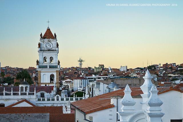 La Ilustre ciudad de la Plata