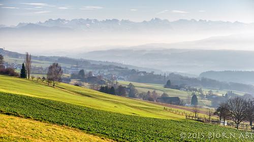 sky mountain tree green field fog nikon hill valley leefilters leeproglass06nd d800e leelandscapepolariser