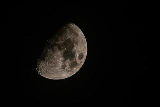 The Moon   by Horst-Mathias