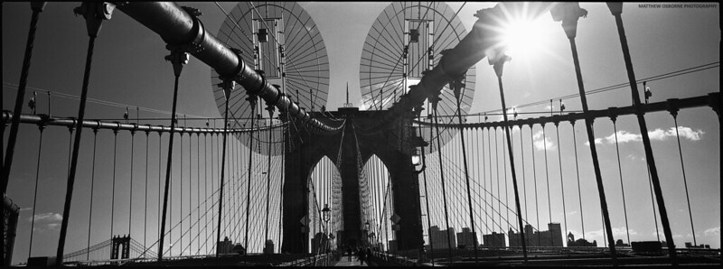 Brooklyn Bridge - Xpan 2