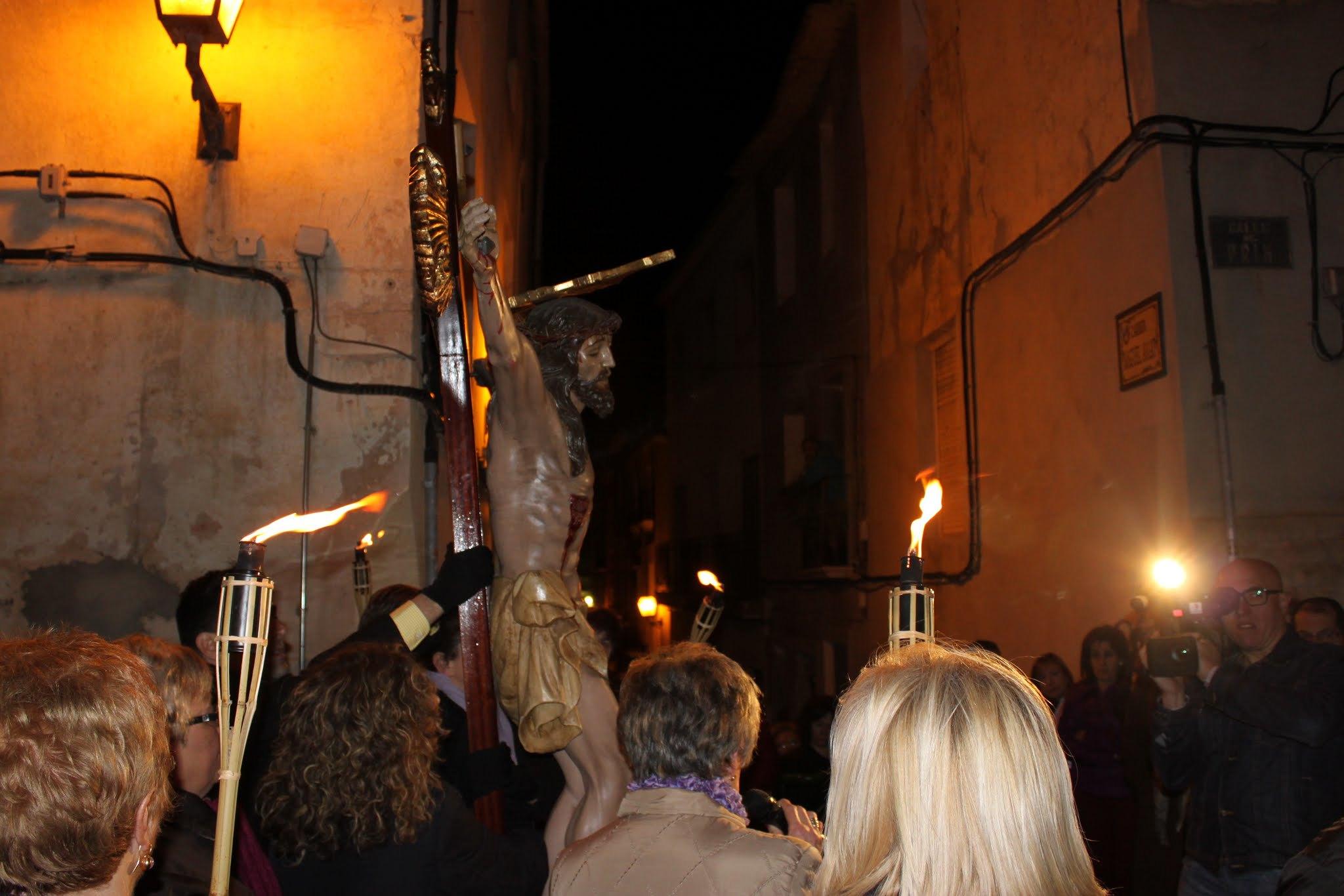 (2013-03-22) - IV Vía Crucis nocturno - Javier Romero Ripoll (140)