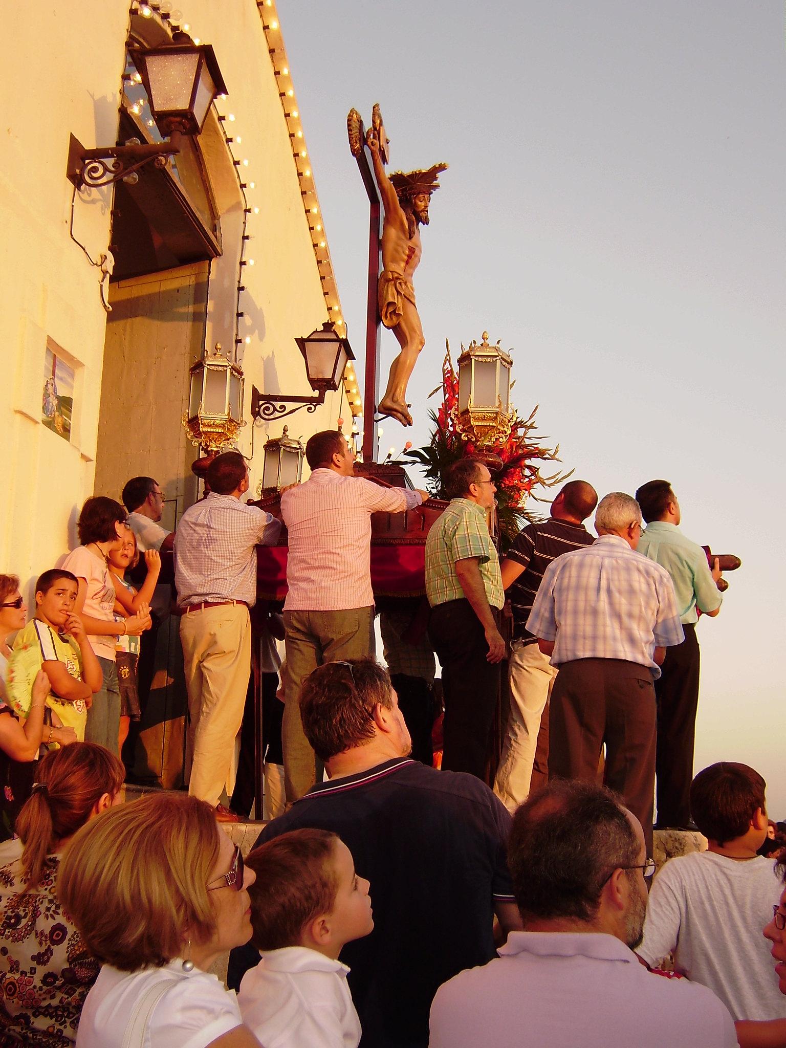 (06-07-2008) - Procesión Subida  -  Javier Romero Ripoll -  (6)