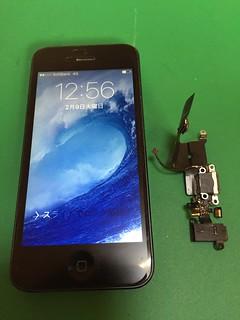 43_iPhone5のドックコネクター交換 | by Smapho_Repair_House