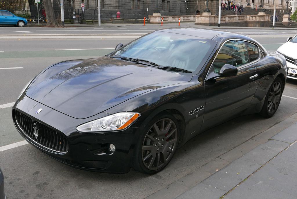 2010 Maserati Granturismo  M145  4 2 Coupe