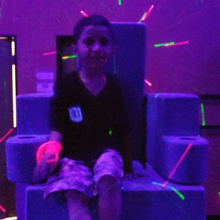 Go Glow @ Pump It Up NE | by Our Kids San Antonio