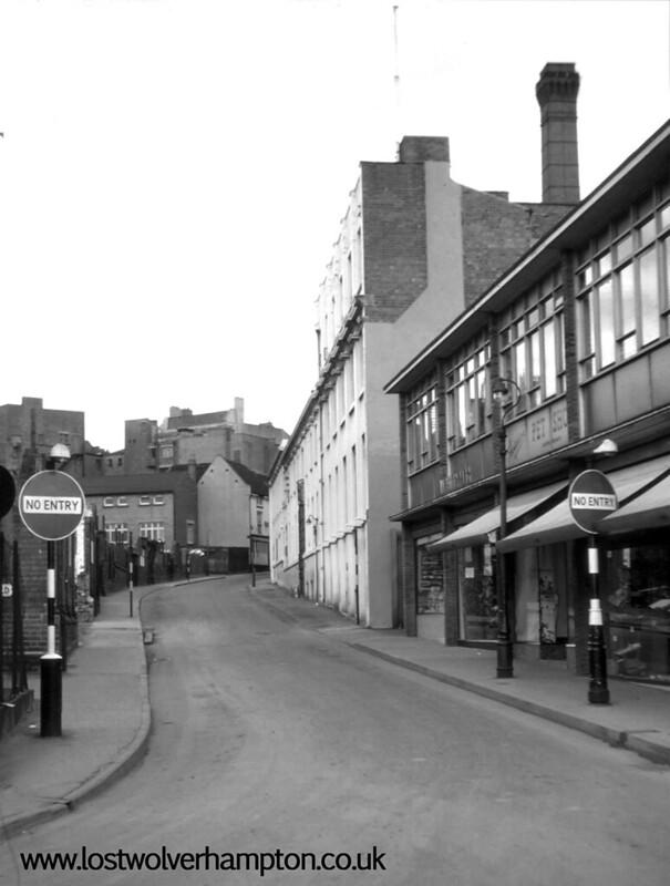 St Johns street 1960