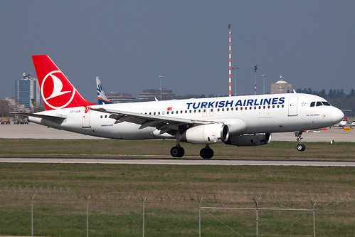Turkish Airlines A320-200 TC-JUK | by albspotter