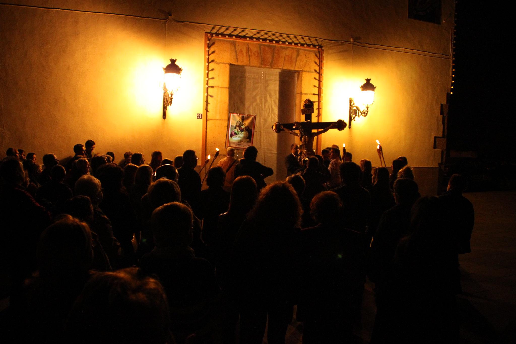 (2014-04-01) -  V Vía Crucis nocturno - Javier Romero Ripoll (153)