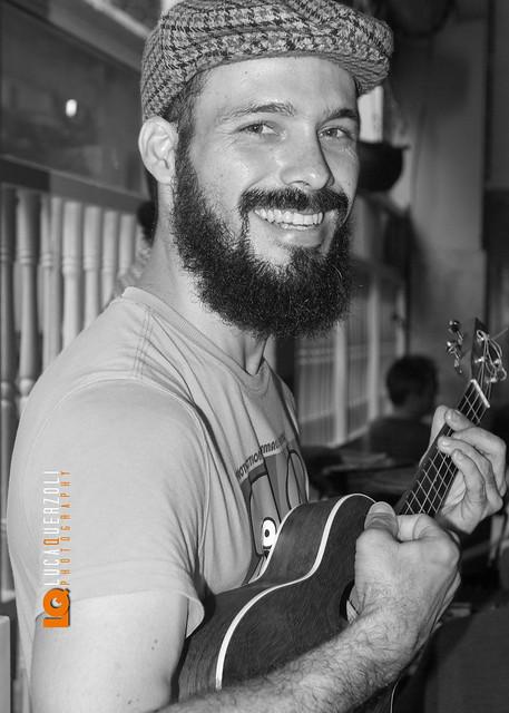 Musica con il Sorriso - Calle Obispo, La Casa del Escaleche - Ciudad de la Habana - Cuba