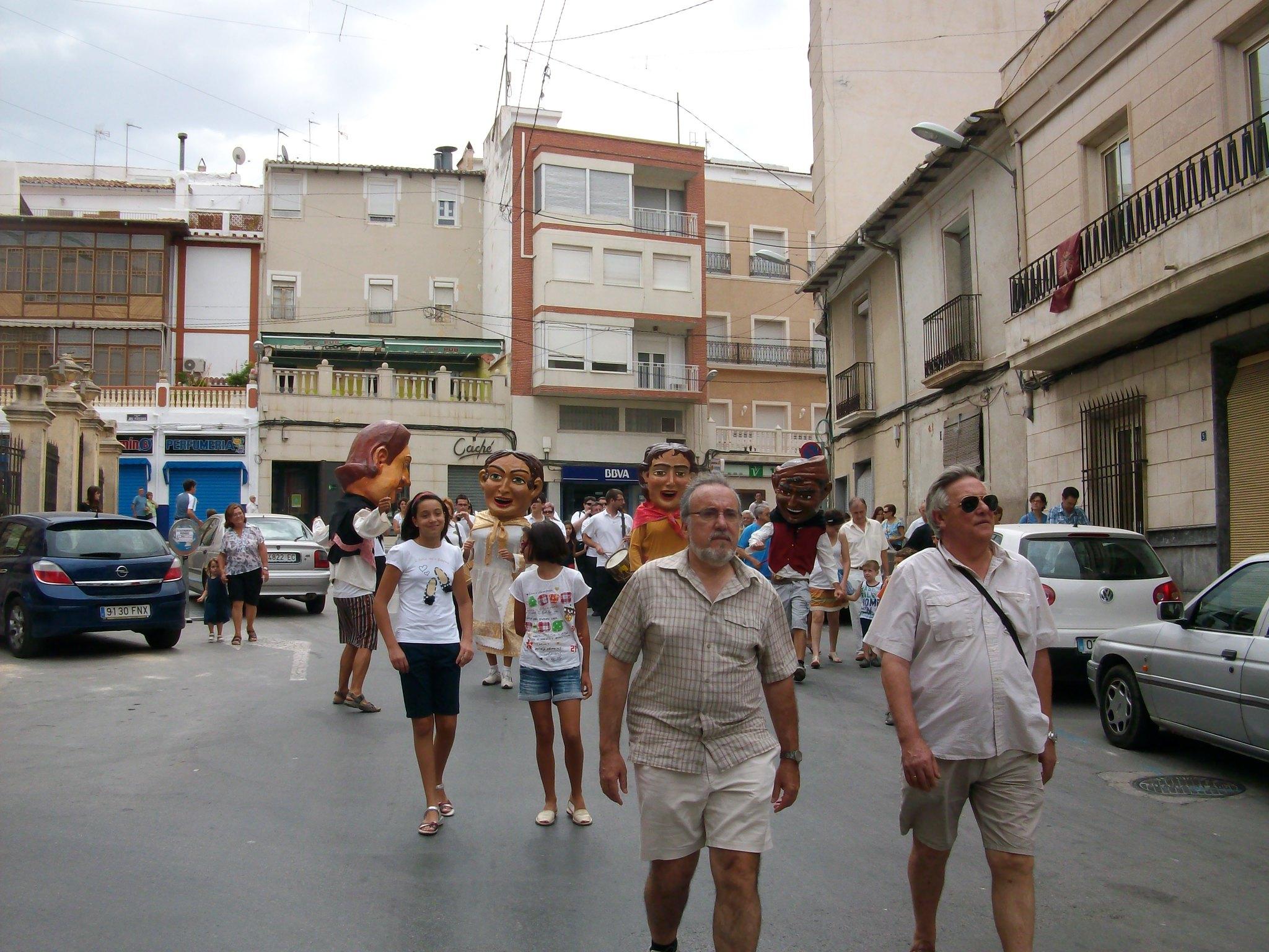 (2011-07-03) - Pasacalle Gent de Nanos -  José Vicente Romero Ripoll (13)