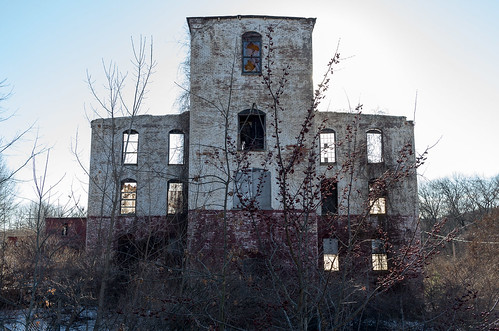 winter urban mill abandoned massachusetts urbandecay newengland industriallandscape turnersfalls montague