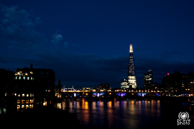 Southwark by night