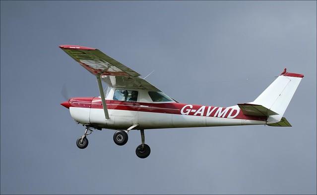 G-AVMD - Cessna 150G