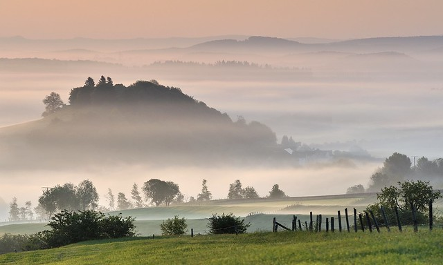 *Vulkaneifel - Morgen*