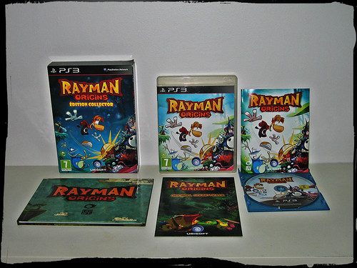 Rayman Origins (édition collector) | by reimmstein