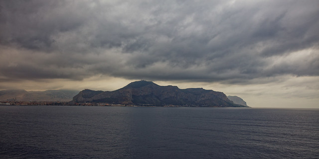 Leaving Palermo