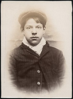Sidney Yeoman Forrest, arrested for stealing a pair of reins and two whips