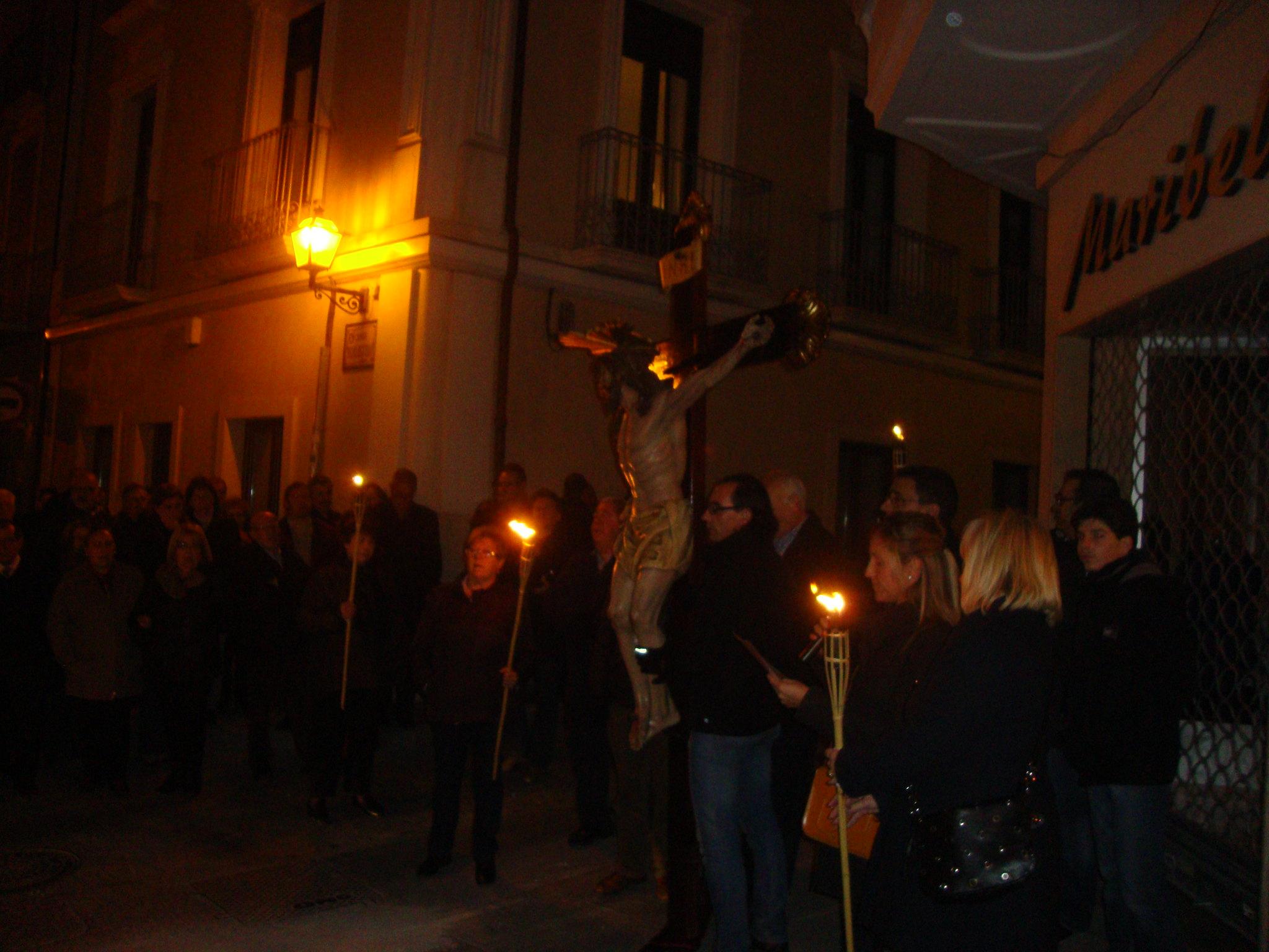 (2013-03-22) - IV Vía Crucis nocturno - Javier Montesinos Villaplana (01)