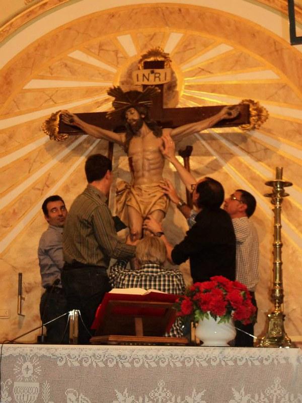 (2014-04-01) - V Vía Crucis nocturno -  Antonio Vázquez (14)