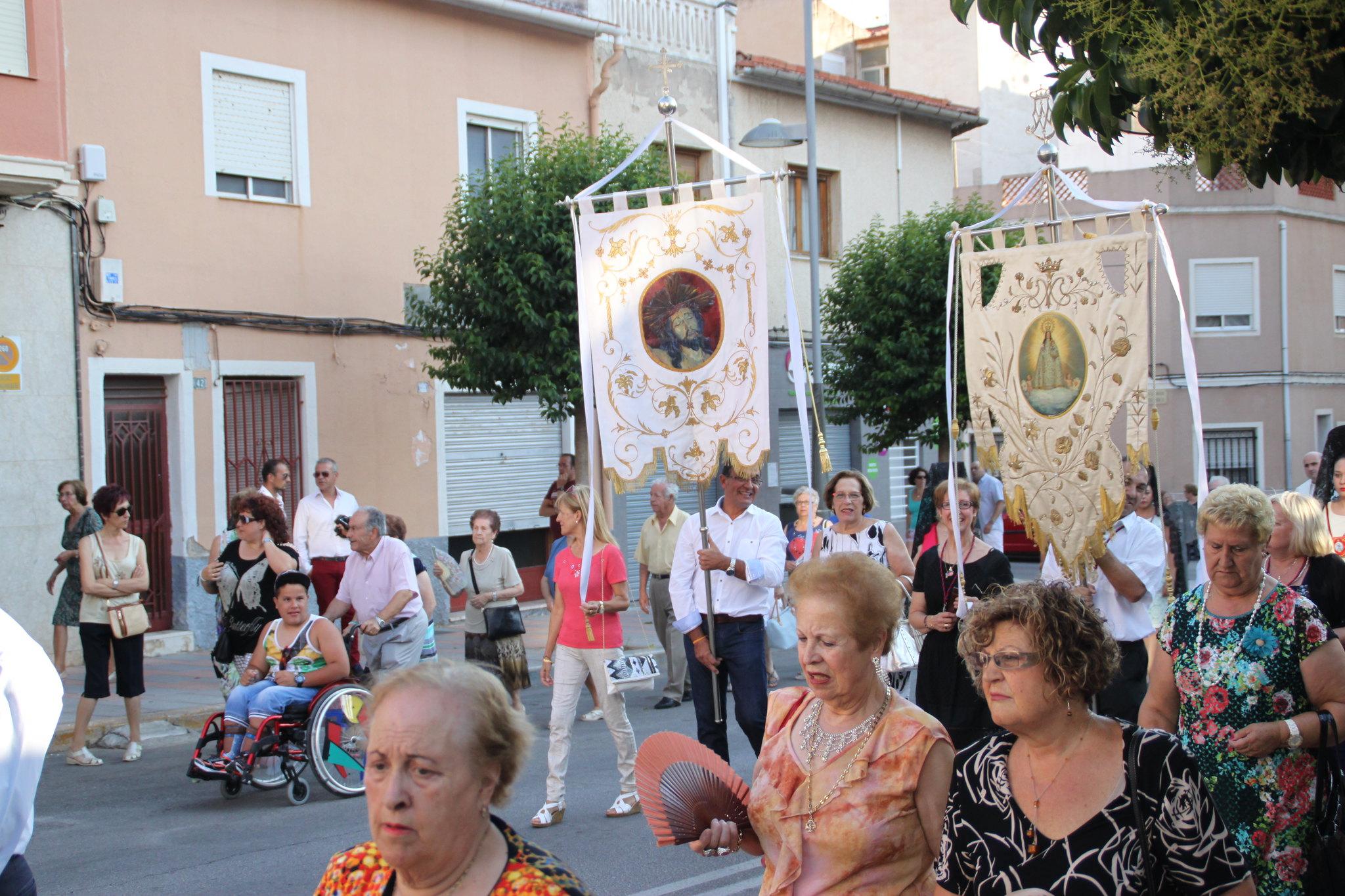 (2015-07-12) - Virgen del Carmen, parroquia La Santa Cruz - Javier Romero Ripoll (18)