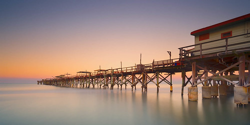 longexposure beach digital sunrise landscapes florida piers 2016 redingtonbeach floridagulfcoast leebigstopper afsnikkor1835mmf3545ged jaspcphotography nikond750