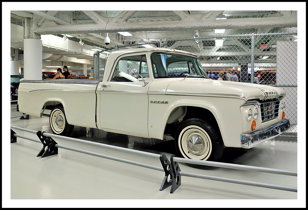 This is a Truck? Dodge 1964 Truck