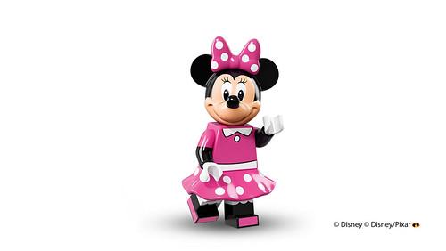 LEGO Collectible Minifigures 71012 - Disney - Minnie