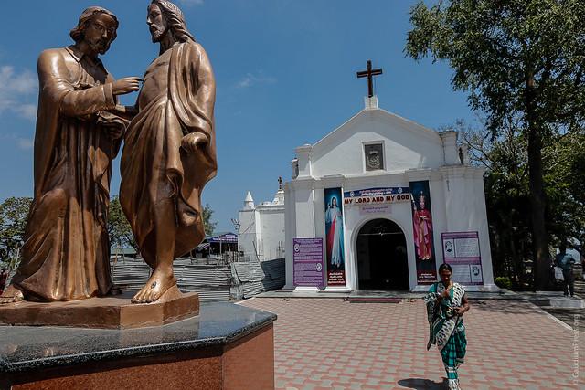 Santo Tomás Apóstol en India