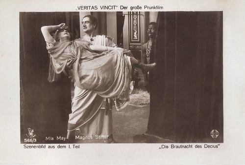Mia May in Veritas vincit (1919)