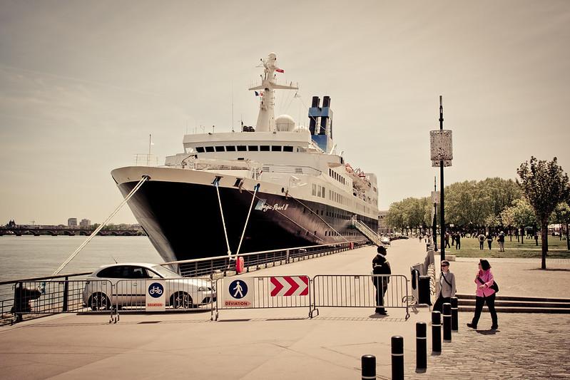 MS SAGA PEARL II à Bordeaux - 02 mai 2016