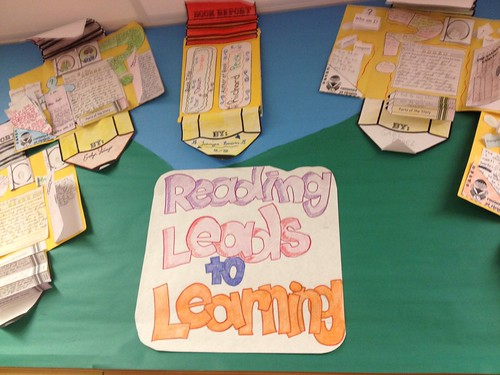 Reading Leads to Learning