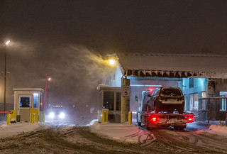 Minneapolis Impound Lot - Snow Emergency | by Tony Webster