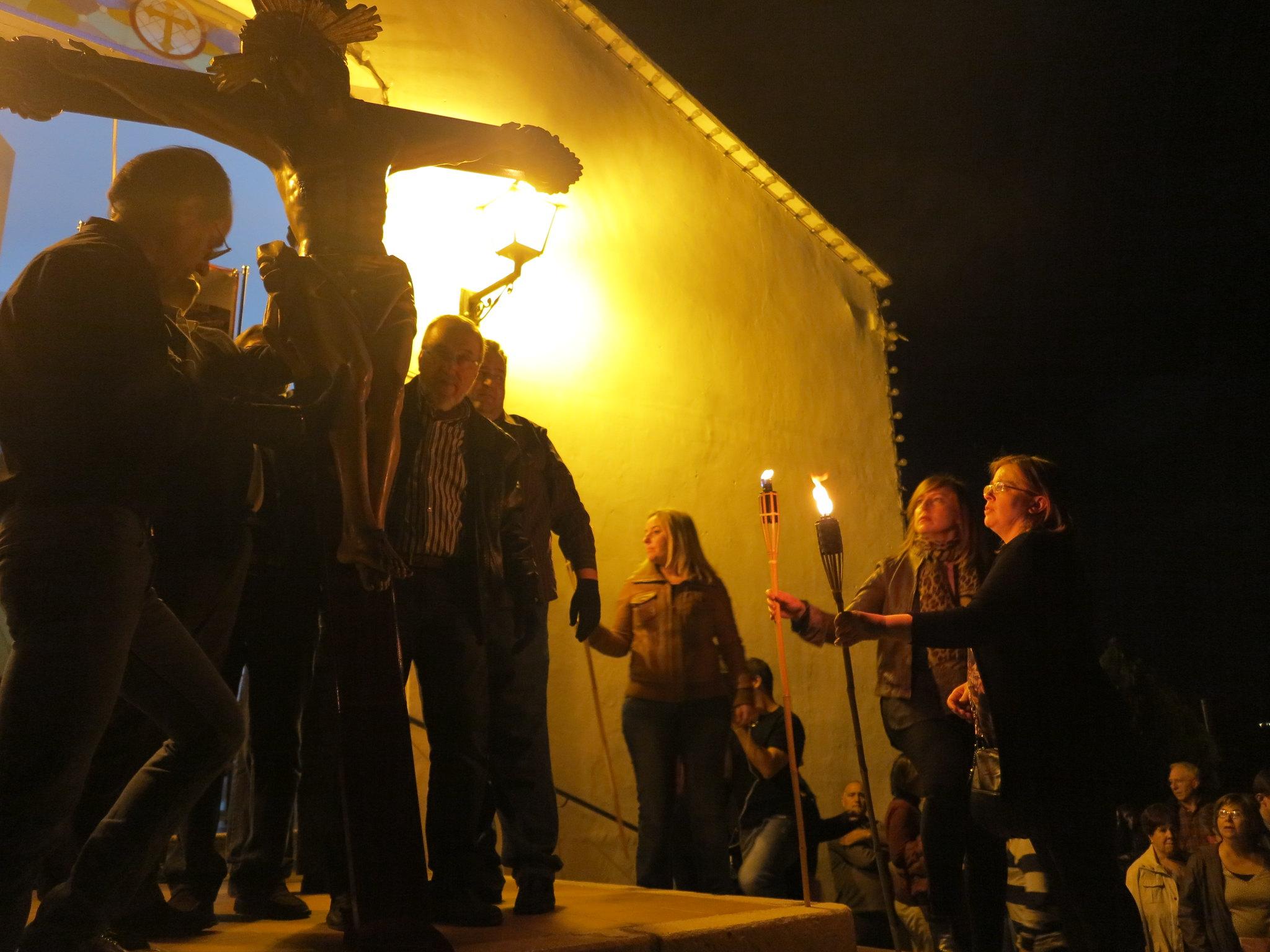 (2014-04-01) - V Vía Crucis nocturno - Antonio José Verdú Navarro (01)