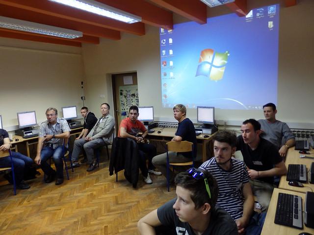 TMW seminar Horvaatias oktoober 2014