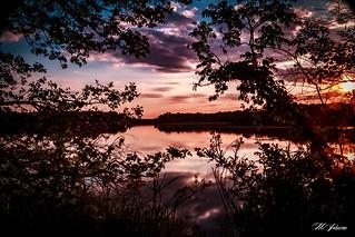 Dramatic Sunset | by 19_Matt_79