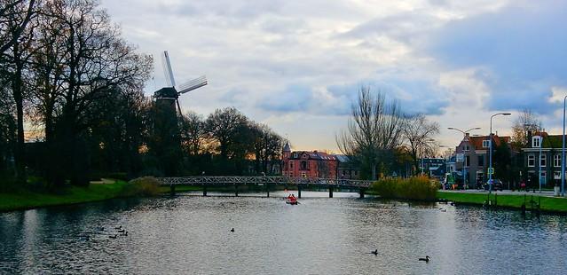 Alkmaar Singelgracht