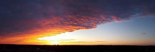 sunset bartlesville pricetower downtownbartlesville galaxys6
