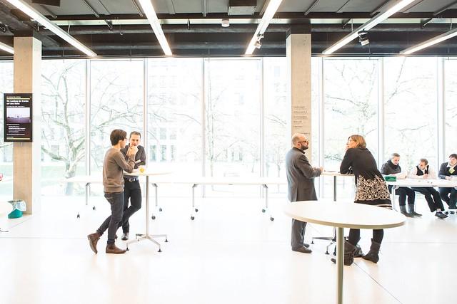Neujahrstagung der Grünen Akademie, Begrüßung. Foto: Philipp Reiss